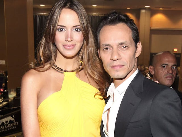 Marc Anthony and Shannon De Lima Are Engaged
