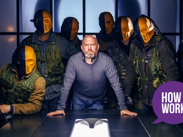 I'm Marc Guggenheim, Writer and Executive Producer of Arrow, and This Is How I Work