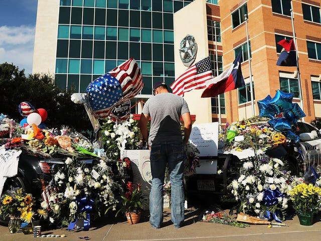 I legislatori del Texas non pensano che il controllo della pistola sia la soluzione per i tiri di massa