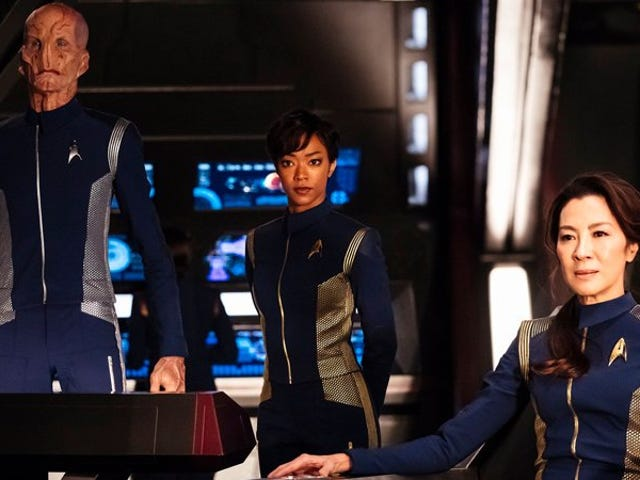 Onko jokainen unohtanut, mikä <i>Star Trek</i> on tarkoitus olla?
