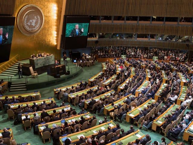 55 African States Demand isang paghingi ng tawad para sa 'Shithole' Puna