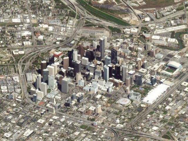 Low-Angle Satellite Photos Look Like The Best City-Building Game Ever Made