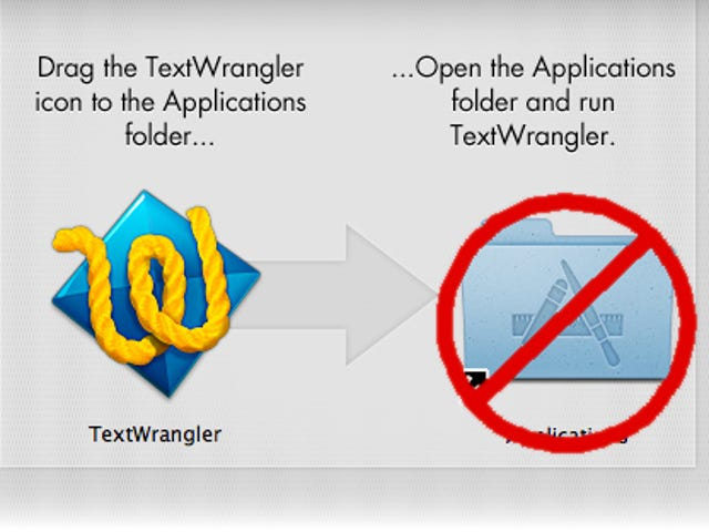 Good Reasons To Keep Apps Out Of The Applications Folder
