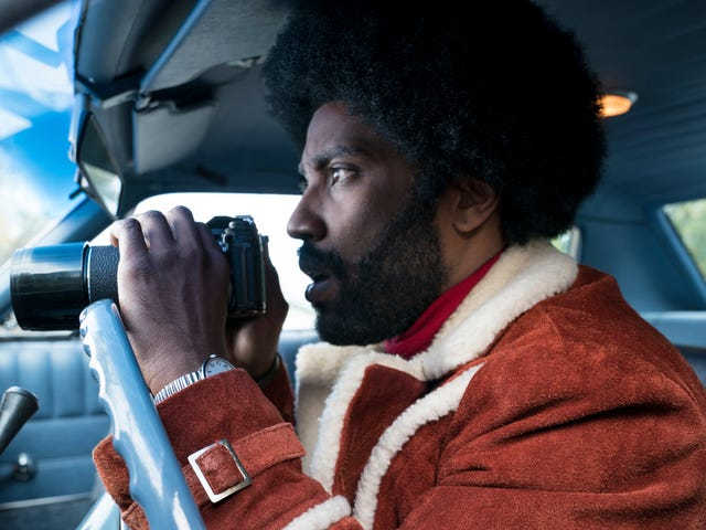 Boots Riley tweeted out a pointed political critique of Spike Lee'sBlacKkKlansman