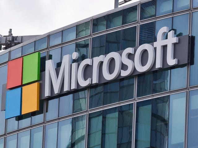 Microsoft Sues DOJ Over 'Unconstitutional' Secret Data Searches