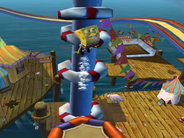 New Glitch Upends SpongeBob Game's Speedrunning Community