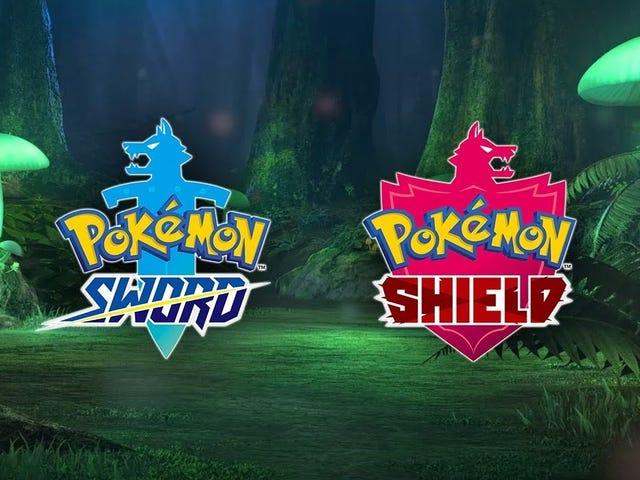 Who's up for some Galar region Pokémon spotting?