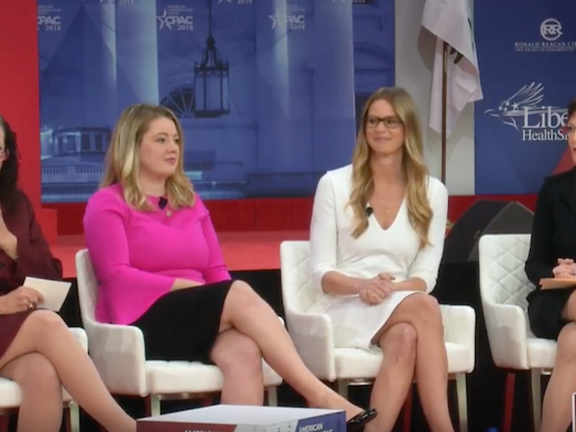 In a Tense Moment That Did Not Go at All Well, CPAC Finally Addressed #MeToo