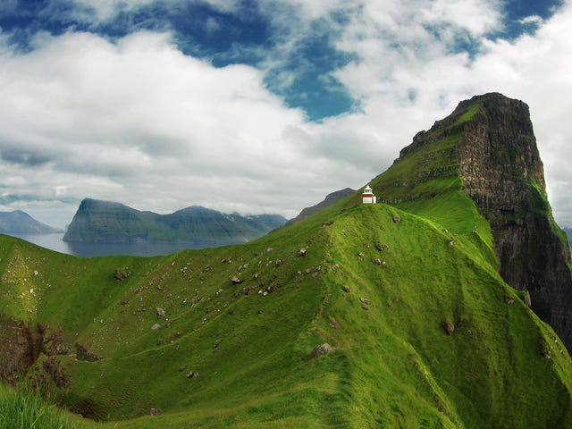 Google Street View Has Reached the Tiny Faroe Islands Thanks to Sheep