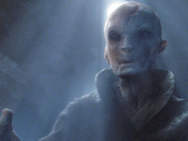 Новые «Звездные войны: последняя джедайская игрушка» скрытно раскрыли верховный лидер