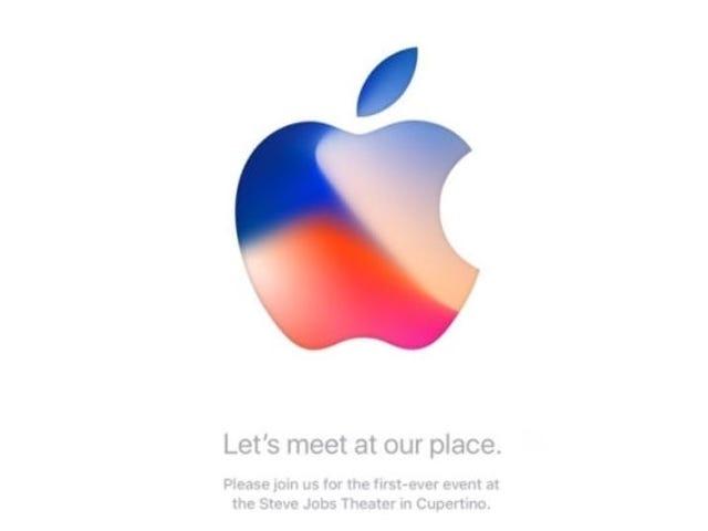 Ya es oficial: Apple presentará el nuevo iPhone 8 el 12 de septiembre