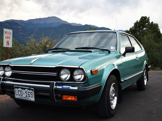 This 1981 Honda Accord Is Unbelievably Pristine