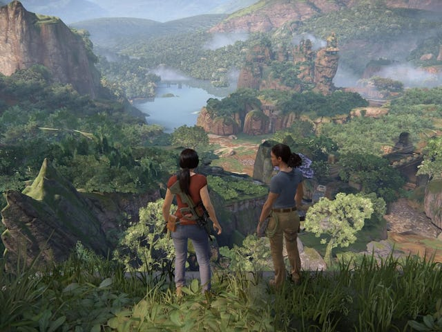 Continuo lo streaming Uncharted: The Lost Legacy!