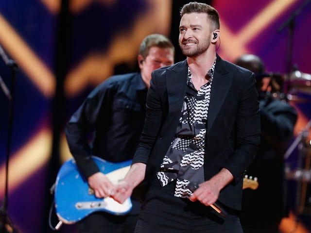Justin Timberlake toma la mala decisión de unirse a la próxima película de Woody Allen