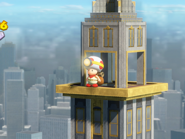 Captain Toad Switch Has Cool Extra Features, Few New Levels