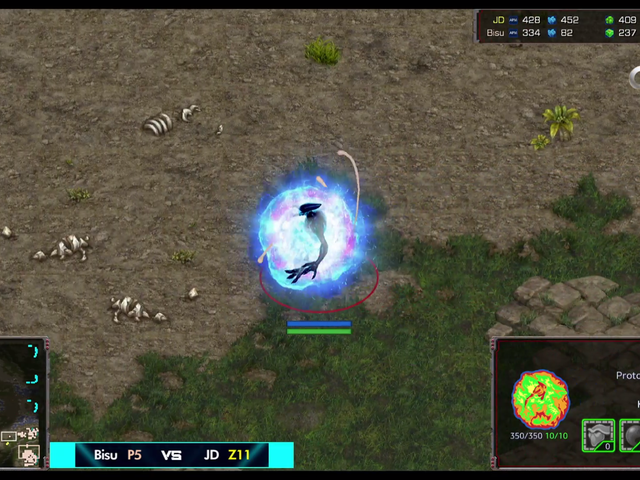 बर्फ़ीला तूफ़ान दिखाता है <i>StarCraft: Remastered</i> बड़े नाम के साथ पुनर्मिलन युद्ध में युद्ध