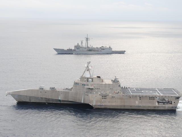 The Littoral Combat Ship Is A Disaster And This Is The Solution