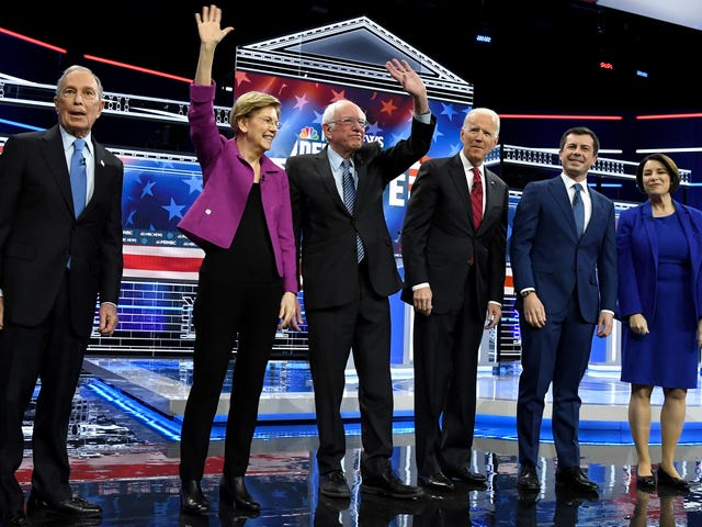 Cómo ver el debate democrático de esta noche sin cable