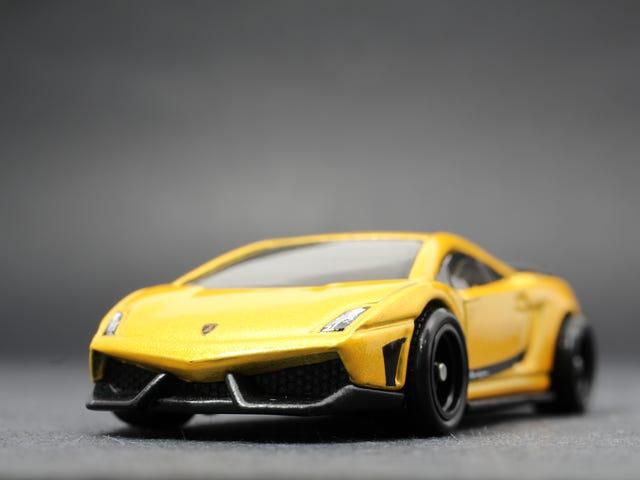 Hot Wheels Fast and Furious Series: Lamborghini Gallardo Superleggera