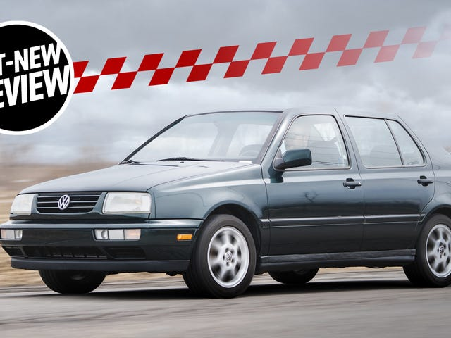 Ang Volkswagen Jetta GLX VR6 ay Nauna sa Oras nito