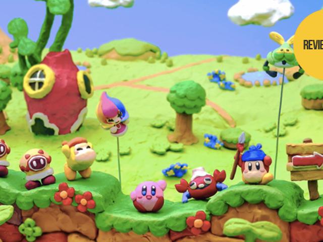 <i>Kirby And The Rainbow Curse</i> : <i>Kotaku</i> 리뷰