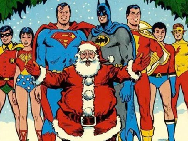 Open Channel: Which Fictional Character Would Make the Best Santa Claus?