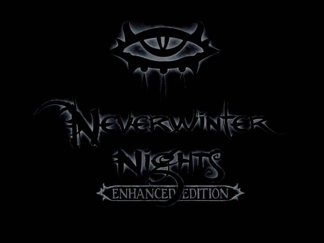 "Neverwinter Nights Is Getting An ""Enhanced Edition"""