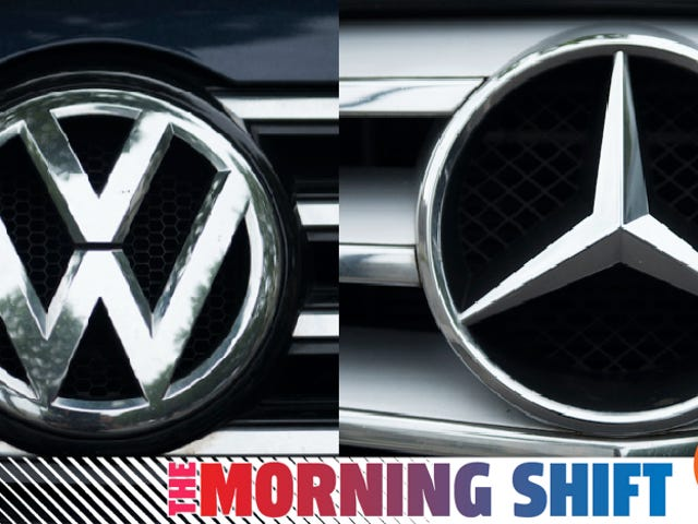 VW And Daimler Are Desperately Trying To Stop The Bleeding