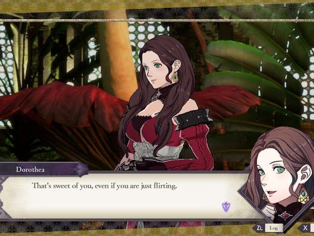 Fire Emblem Is Slowly Improving Its Same-Sex Romance Options