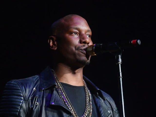 American Express to Singer Tyrese: 'BBHMM'