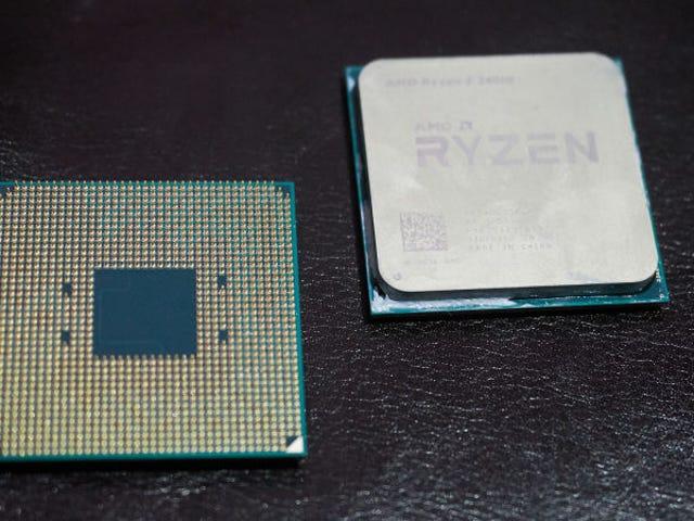 Descubren que los procesadores de AMD también tienen vulnerabilidades similares a Spectre y Meltdown