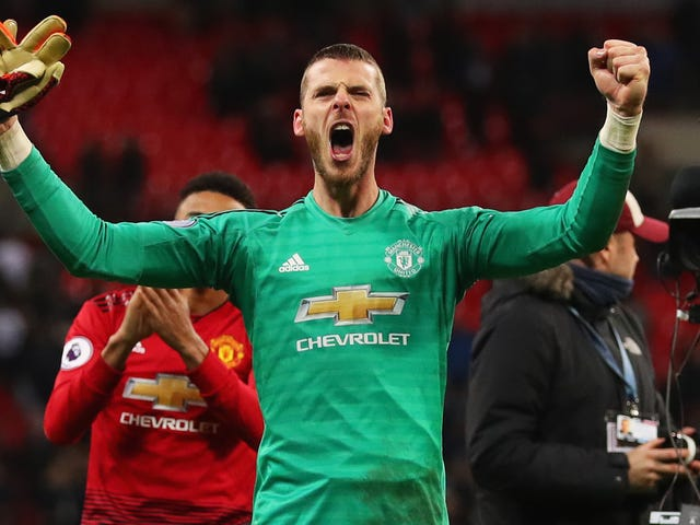 It's Beginning To Feel Like Manchester United Are Back