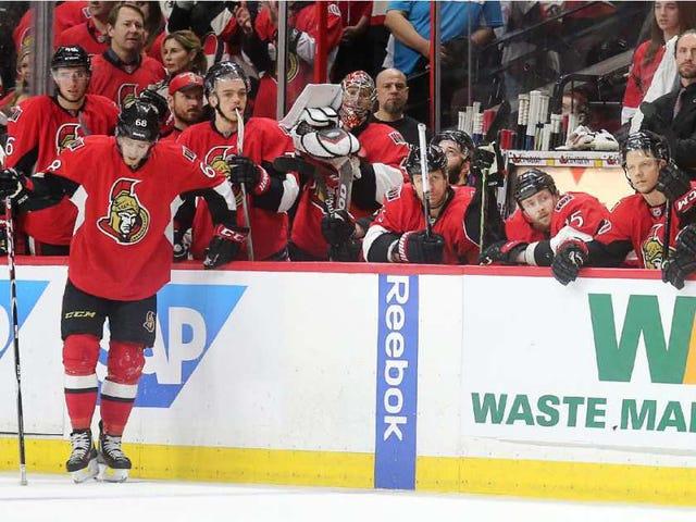 Ottawa Senators Having Worst Offseason Possible, Haven't Gotten To The Part Where They Trade Erik Karlsson