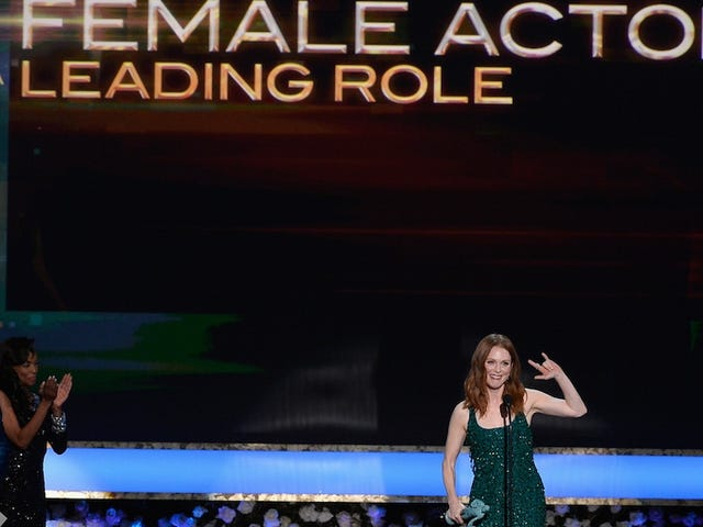 There Were Actually Fewer Lead Roles for Women in 2014's Major Movies