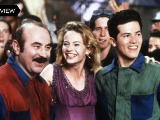 The Super Mario Bros. Movie Was a Damp, Fungal Love Letter to New York City