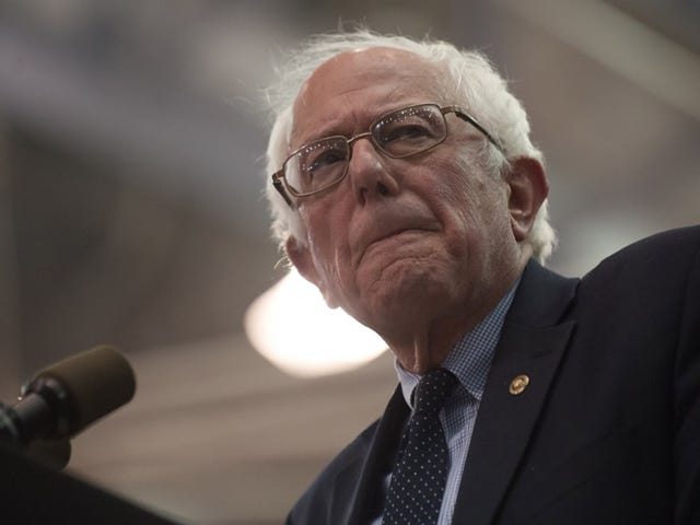 Bernie Sanders Retreats to Vermont After Loss in New York State Primary