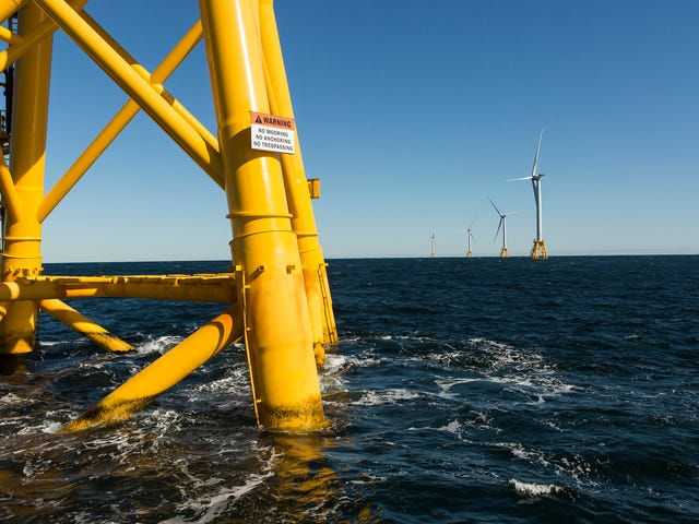 The Battle to Bring Offshore Wind Power to America