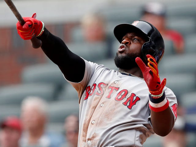 Brandon Phillips Caps Nutty Comeback With Game-Winning Dinger In His First Red Sox Game