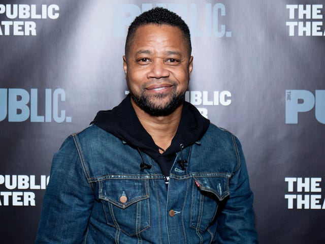 Cuba Gooding Jr. to surrender to police after alleged groping incident