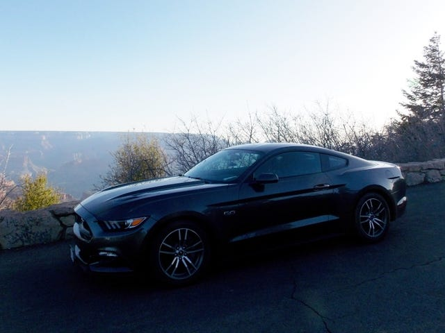 First Quarter with the new Mustang...