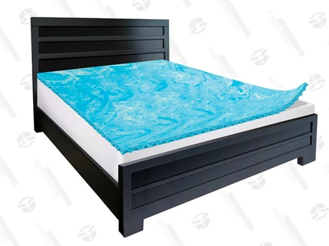 Refresh Your Mattress With These Discounted Gel Toppers