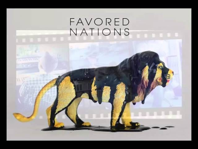 Favored Nations -- 'The Strain'