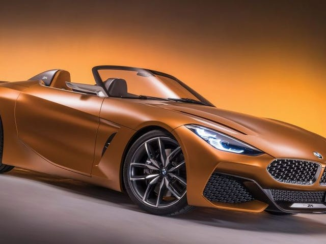 The New BMW Z4 Is The Most Promising Car From BMW Since The 2 Series