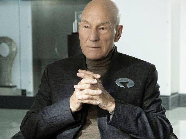 Star Trek: Si Picard ay hindi pa pinakawalan at na-update ito para sa isa pang panahon
