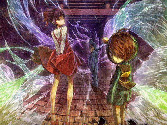 A new anime of Gegege no Kitaro is announced