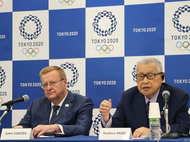 Five Sports Added to 2020 Olympics