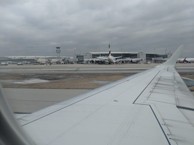 In obvious news, the A380 is big