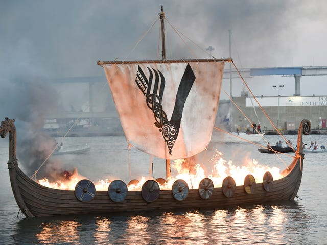 There Goes My Dream of a Viking Funeral