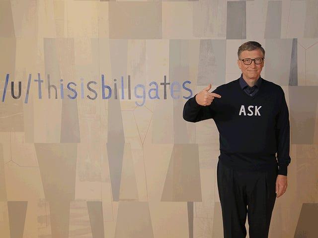Bill Gates: Valuta digitale può aiutare i poveri, ma non Bitcoin