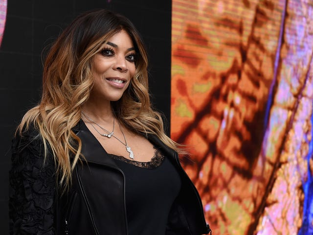 Wendy, How You Doin'? Wendy Williams Does It for the 'Gram in a New Photo Shoot